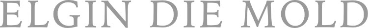 Elgin Die Mold Logo